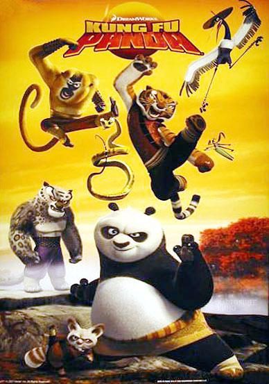 Kung Fu Panda (2008) | MovieStudio