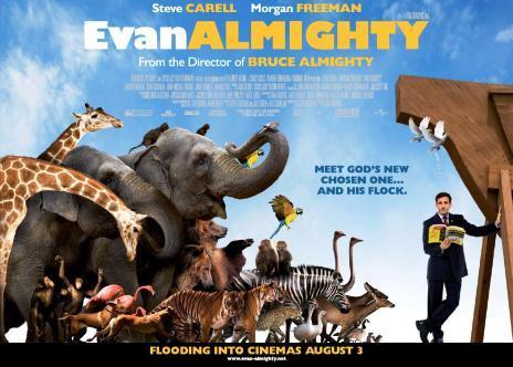 EVAN ALMIGHTY (2007) « MovieStudio