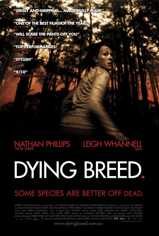 Dying Breed film streaming