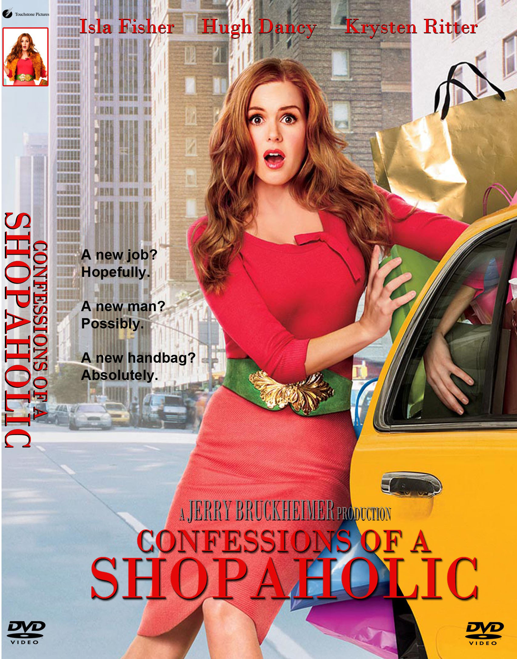 Blogging in English  Shopping Obsession in Confessions of a Shopaholic 6ec577b545