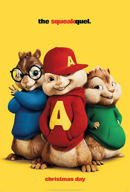 alvin and the chipmunks and the chipettes