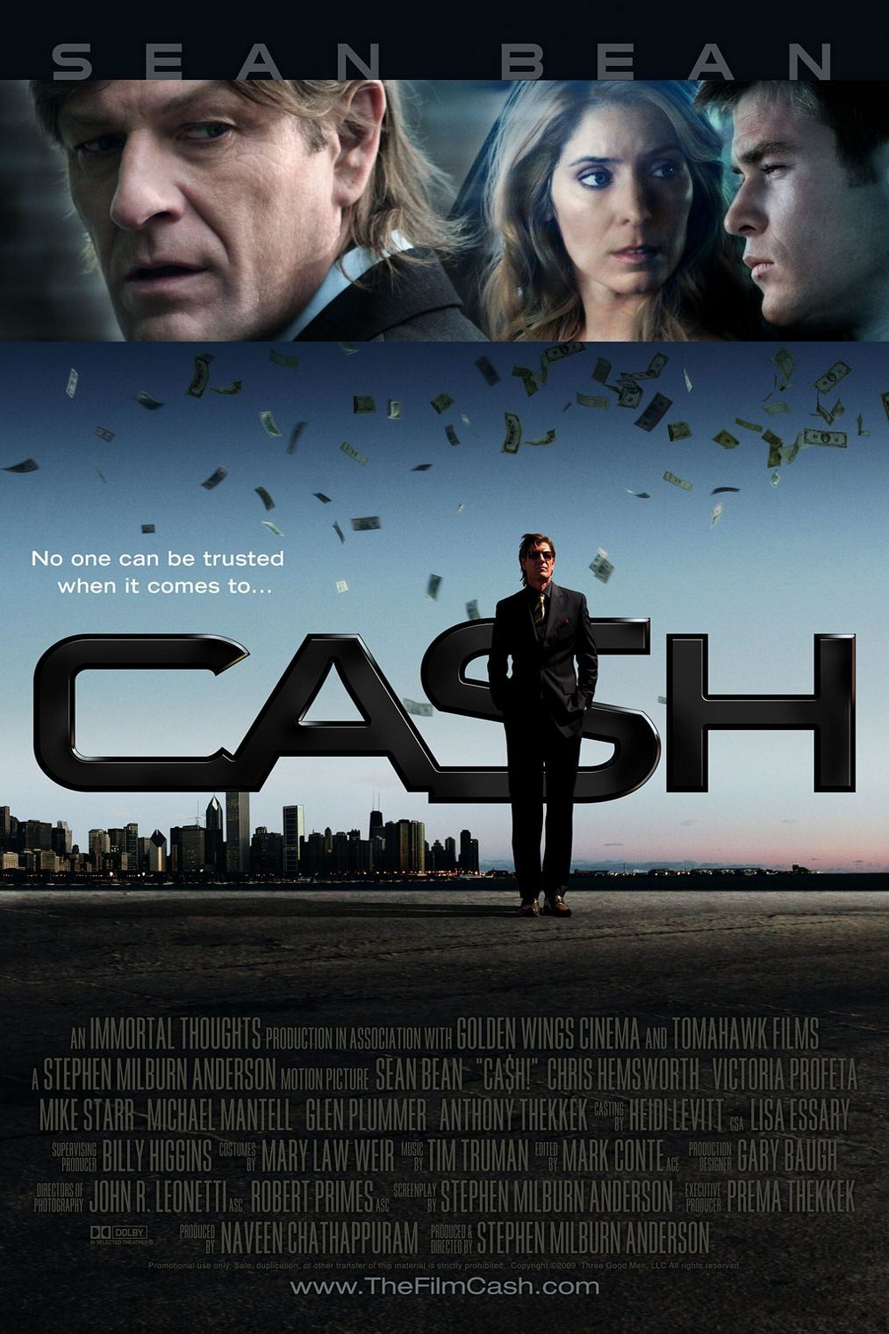 cash sean bean